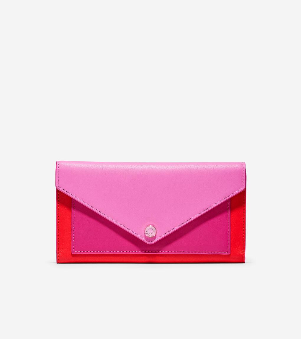 WOMENS GRANDSERIES Flap Wallet