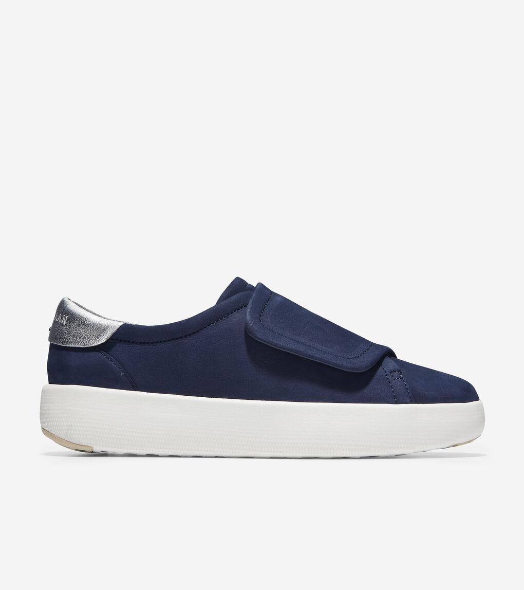 Womens GrandPrø Flatform Monk Sneaker
