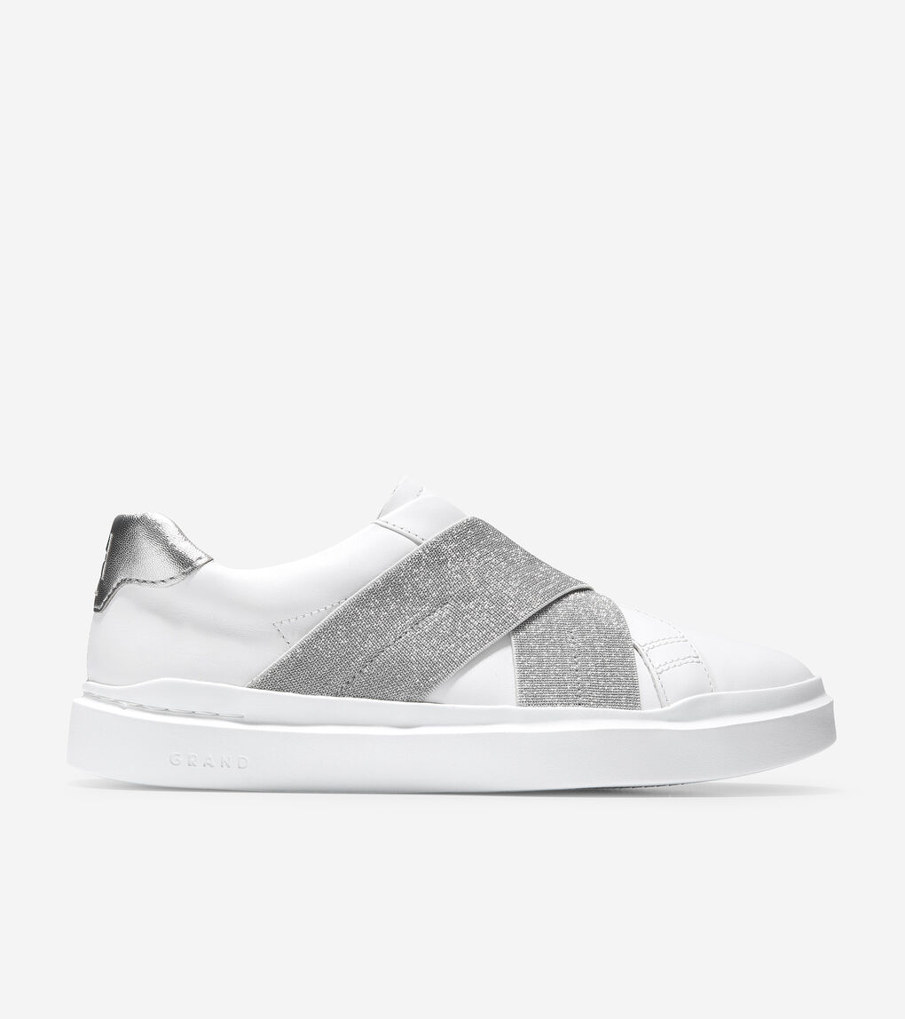 WOMENS GrandPrø Rally Slip-On Sneaker