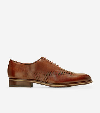 Washington Grand Laser Wingtip Oxford