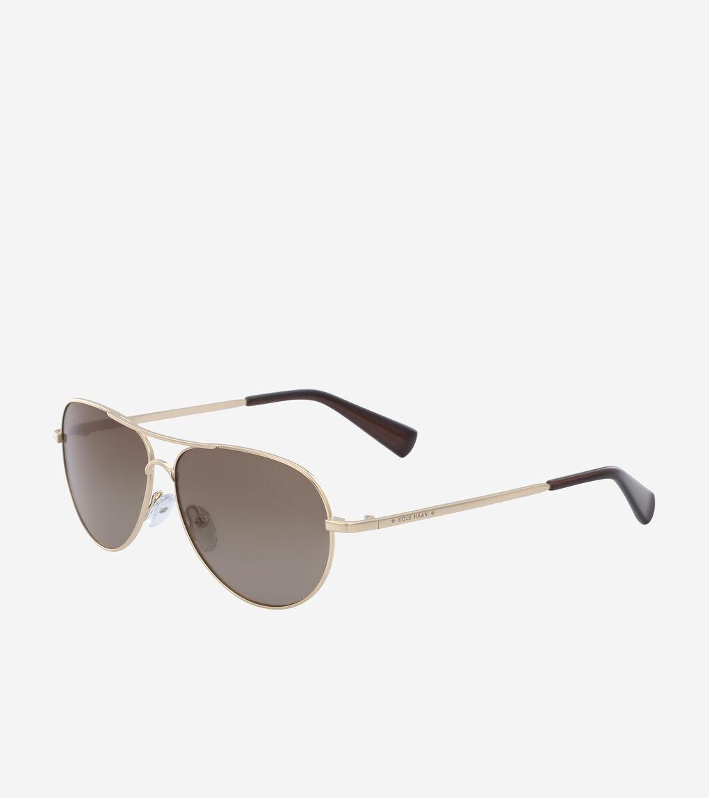 WOMENS Classic Aviator Sunglasses