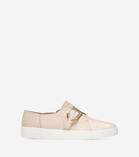 Shoes > Women's GrandPrø Spectator Monk Slip-On Sneaker