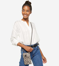 Cole Haan Turnlock Cell Phone Crossbody