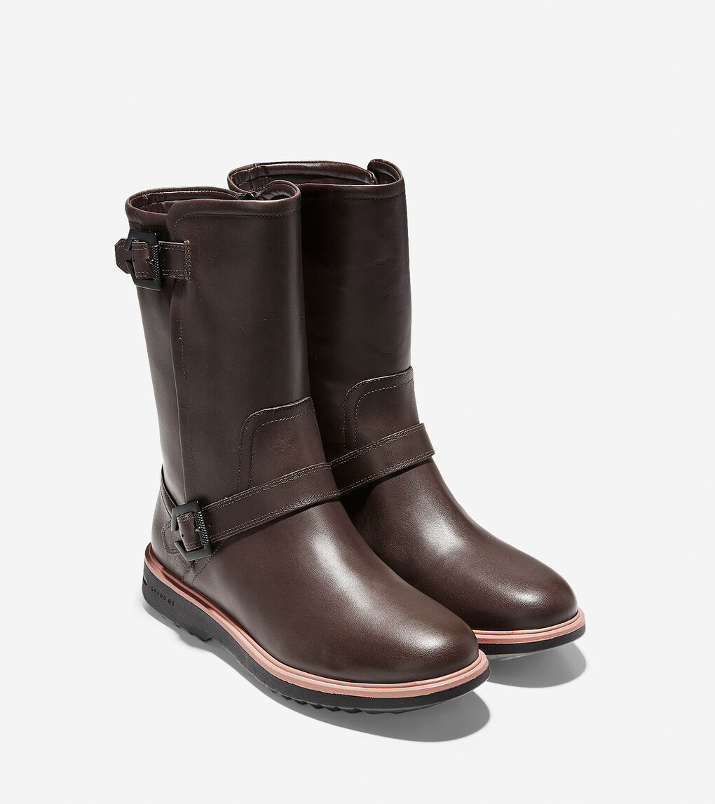 Womens Millbridge Moto Boot