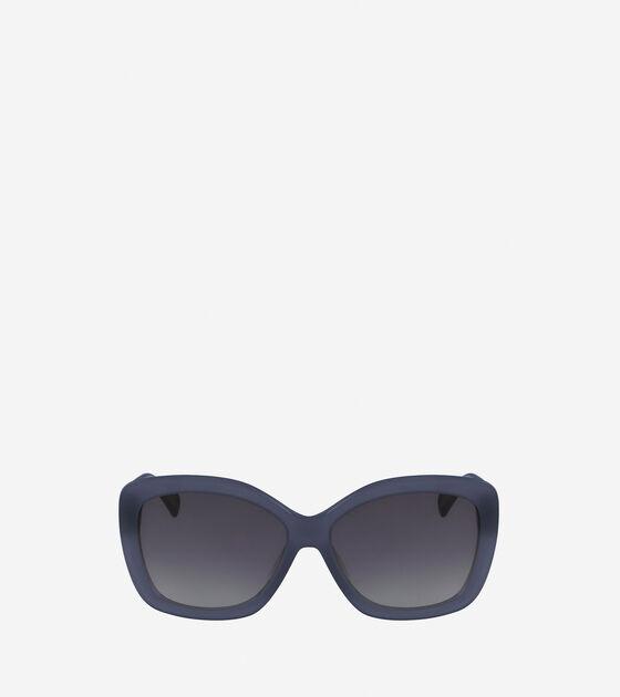 Accessories > Acetate Cateye Sunglasses