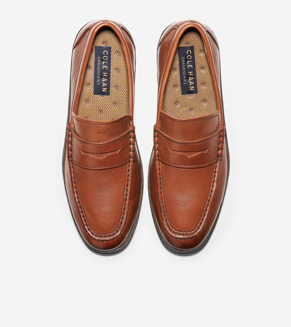Mens Hamlin Traveler Penny Loafer