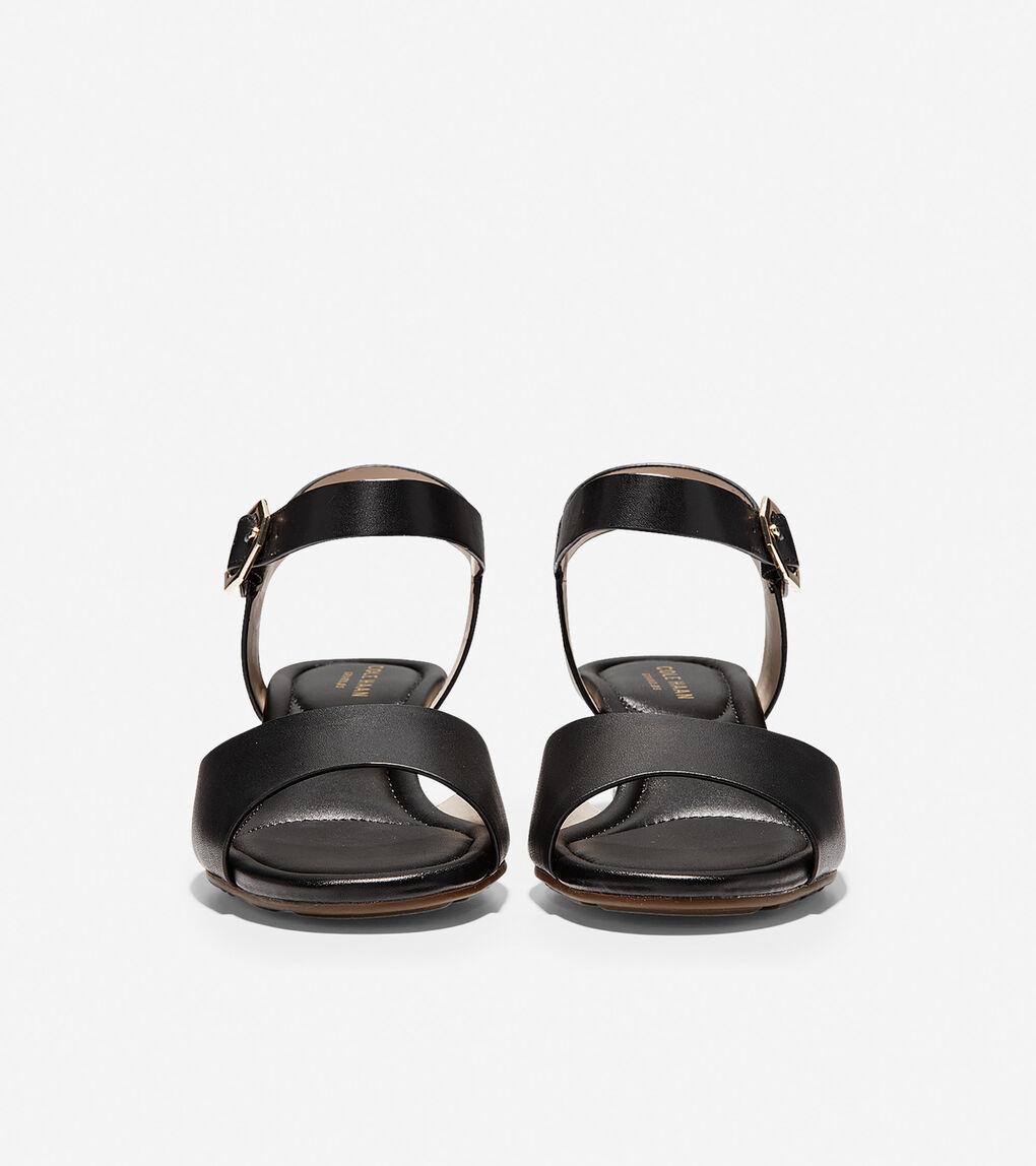 Womens Evette Wedge Sandal (40mm)
