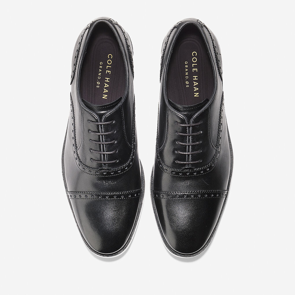 Mens Hamilton Grand Cap Toe Oxford