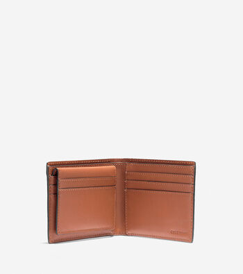 Washington Grand Bifold Wallet with Removable Passcase