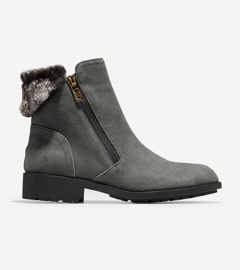 Womens Quinney Bootie (40mm)