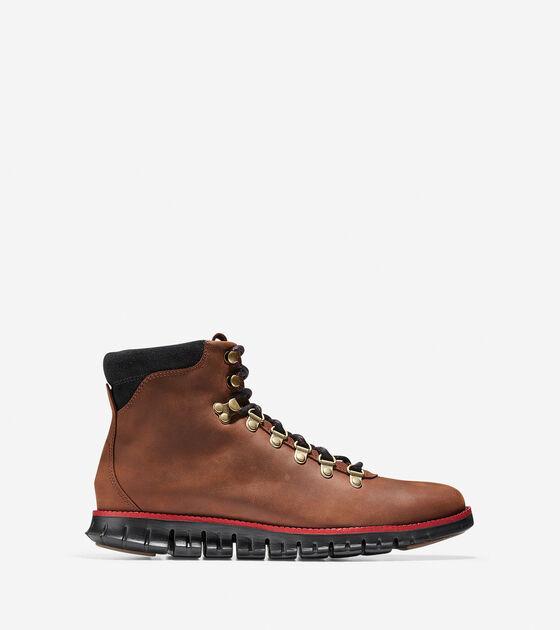 Boots > Men's ZERØGRAND Water Resistant Hiker Boot