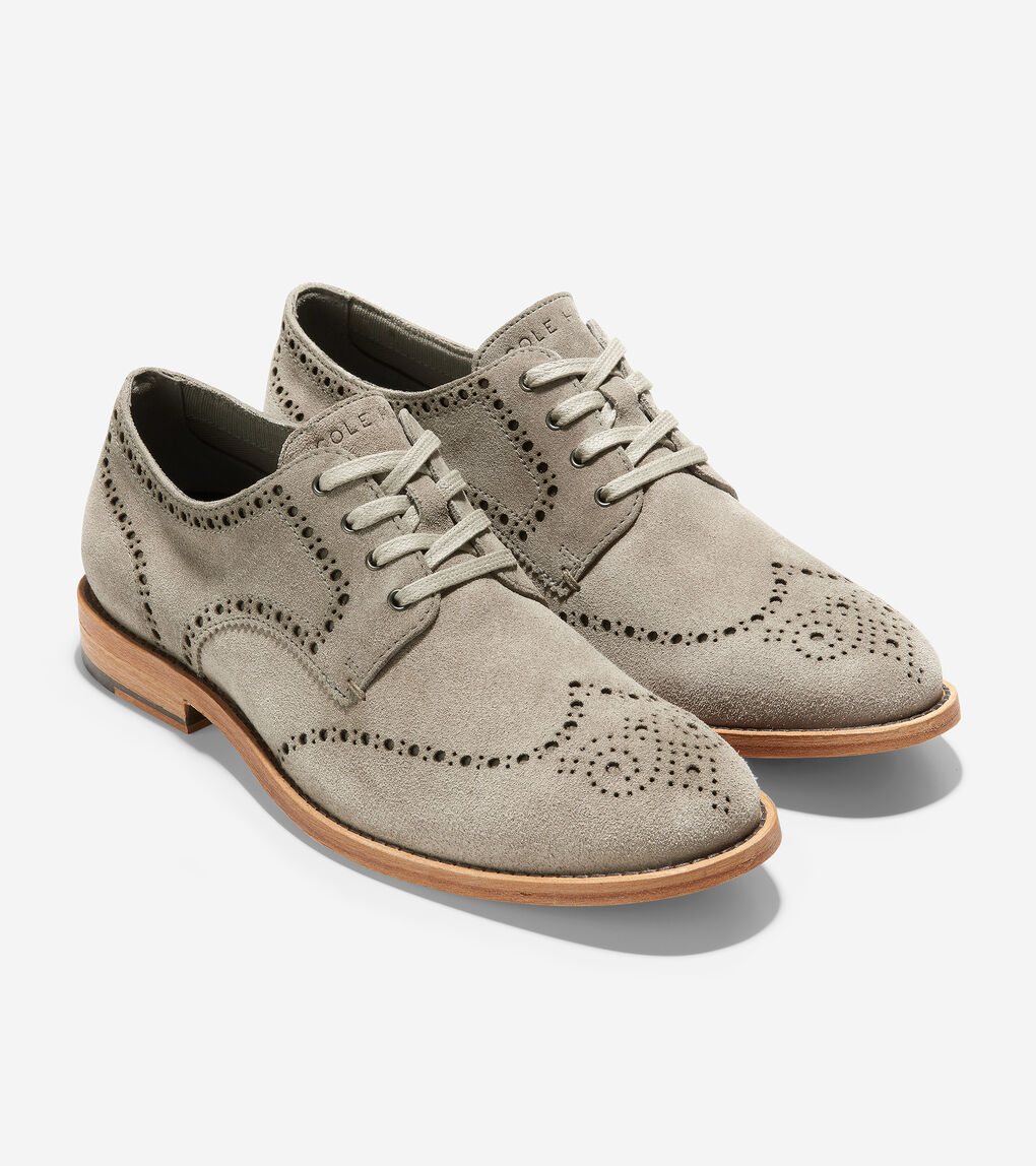 MENS Feathercraft Grand Wingtip Oxford