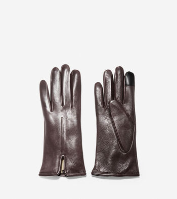 Deerskin Single Point Gloves