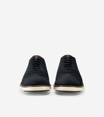 Men's ZERØGRAND Wingtip Oxford with Stitchlite™