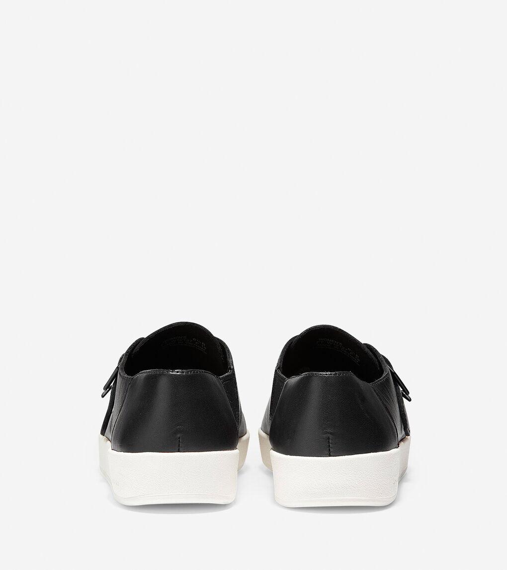 Womens GrandPrø Spectator Monk Slip-On Sneaker