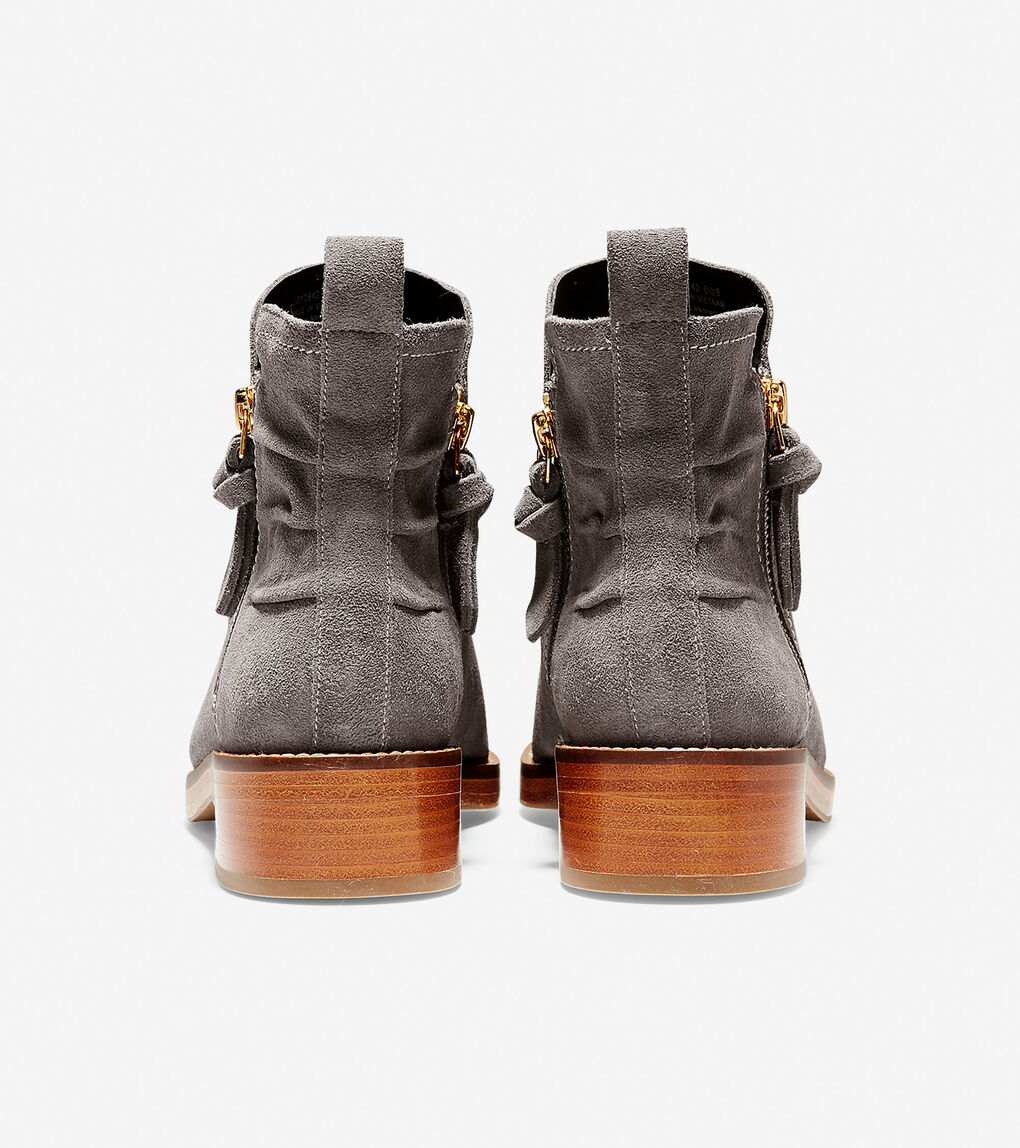 Womens Harrington Grand Slouch Bootie (35mm)