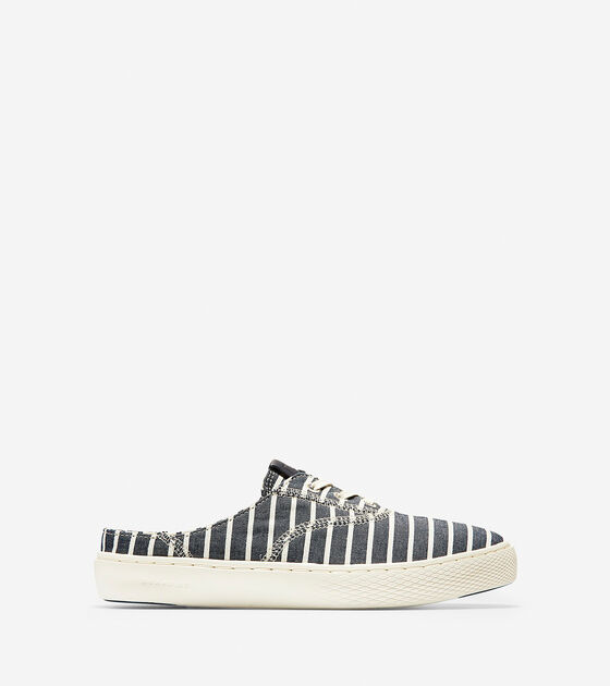 Women's Grand Prø Deck Mule by Cole Haan