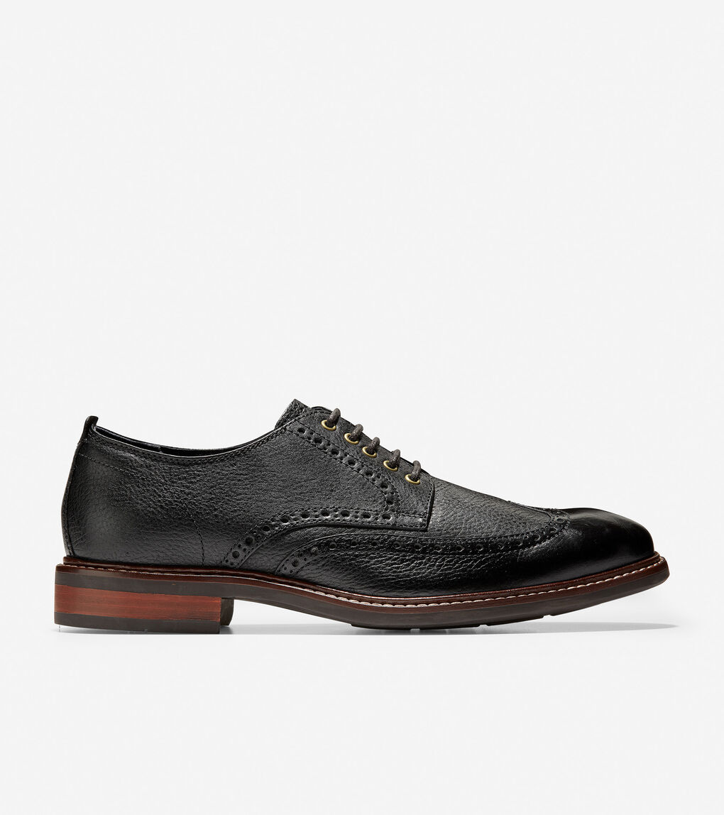 MENS Watson Casual Wingtip Oxford