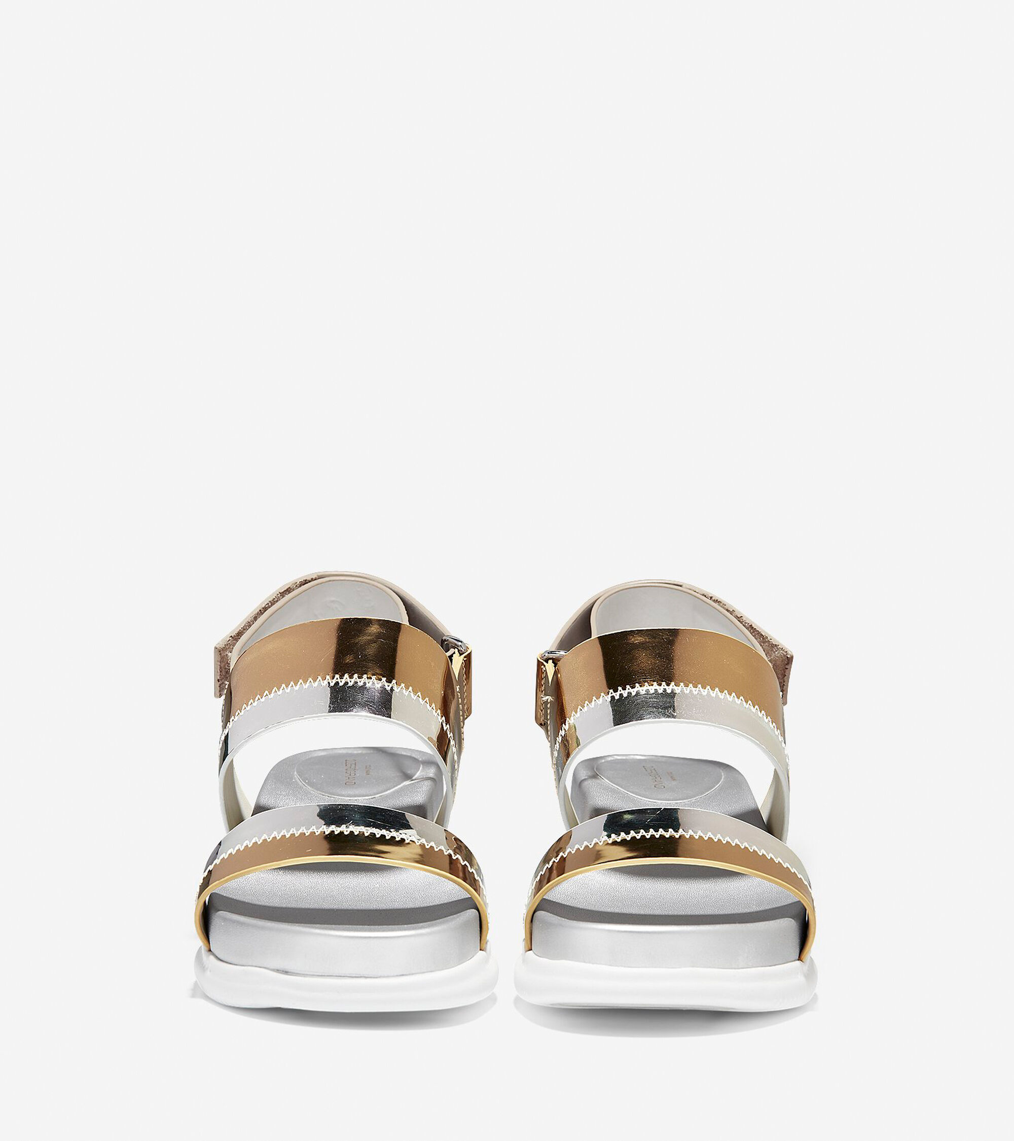ce8de0d6dce10 Women s 2.ZEROGRAND Slide Sandals in Gold Metallic