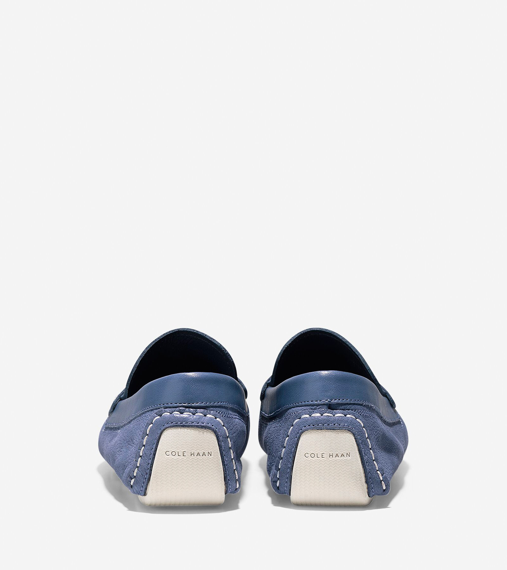 e658403fdb1 Rodeo Penny Drivers in Washed Indigo-Fog