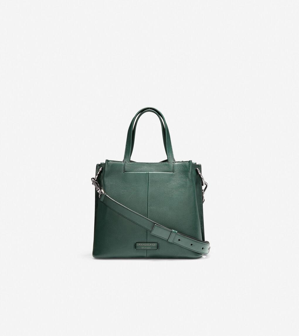 Womens Grand Ambition Small Bucket Bag