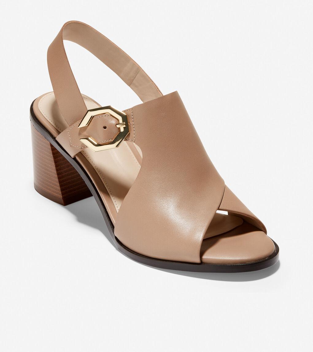 WOMENS Jamala Block Heel Sandal