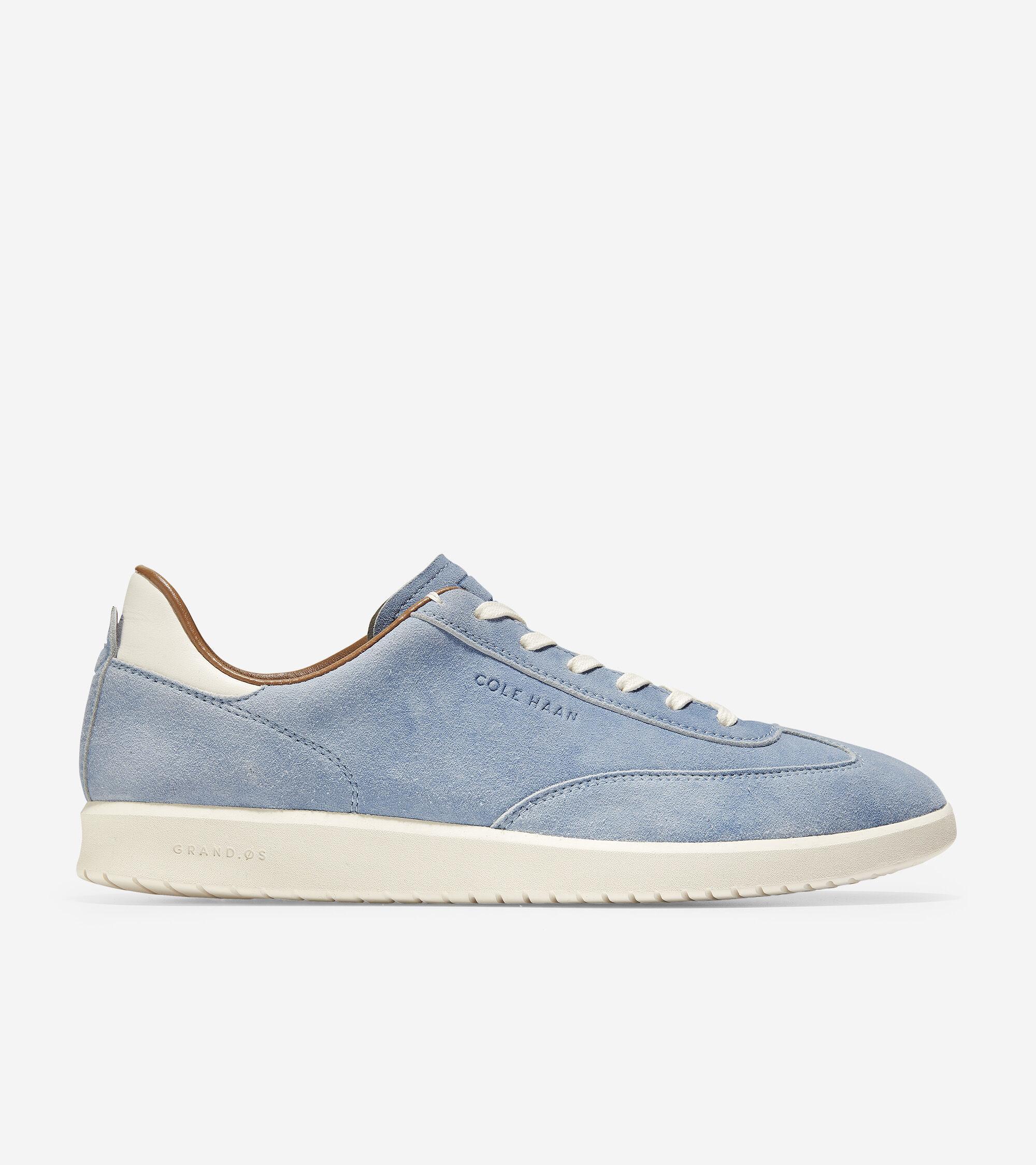 Turf Sneaker in Dusty Zen Blue   Cole Haan