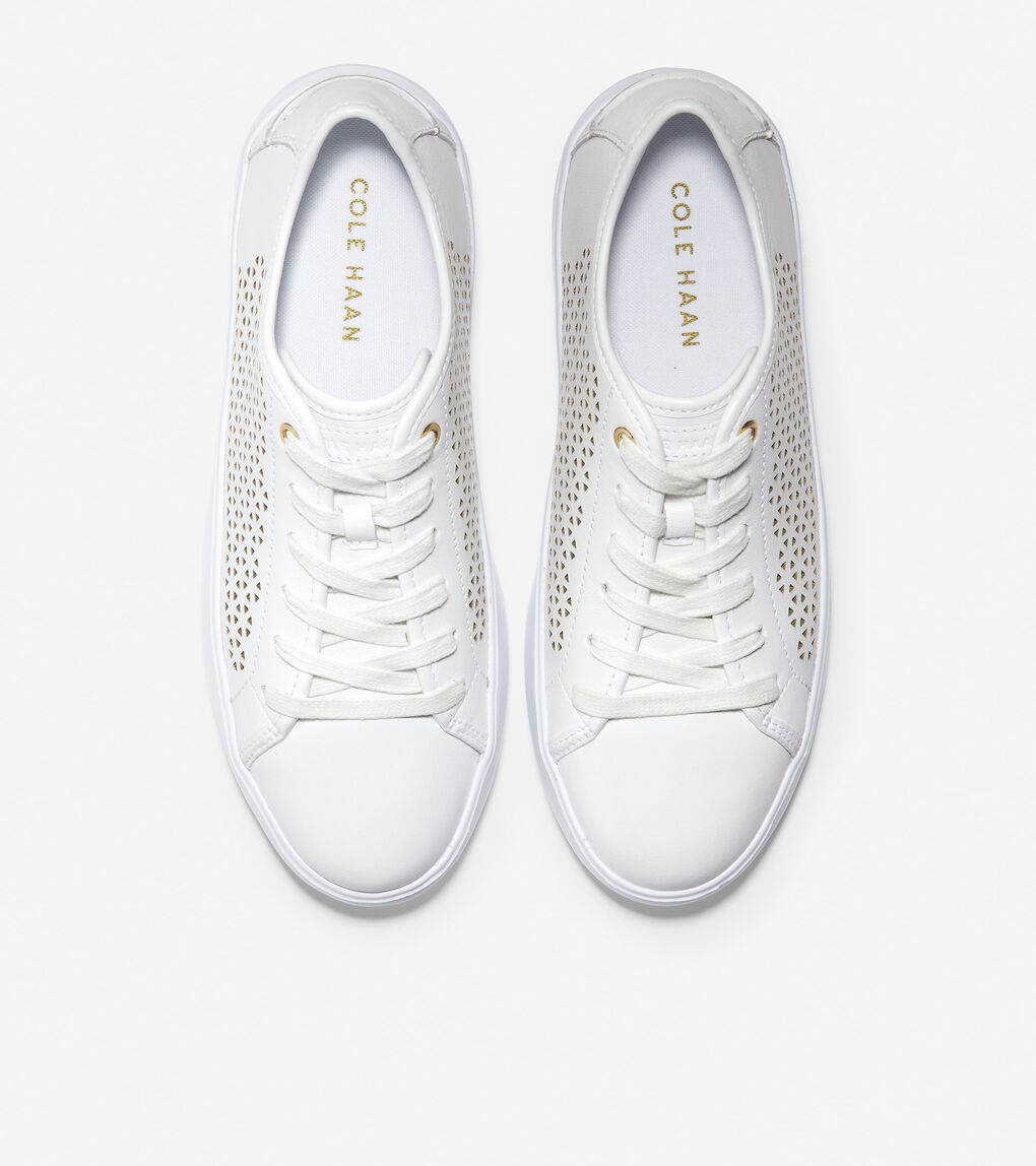 WOMENS Grand Crosscourt Flatform Sneaker