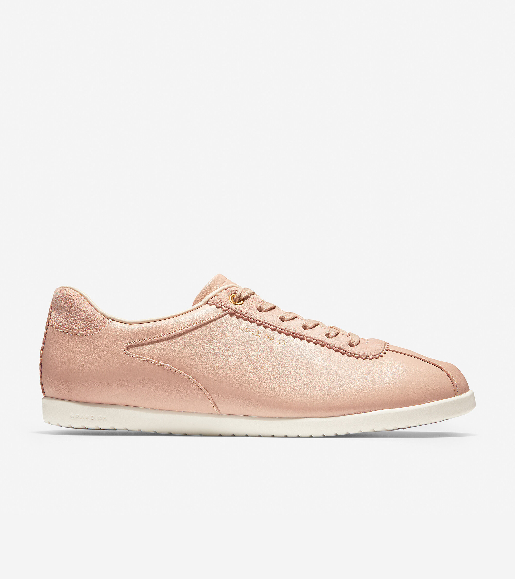 Mahogany Rose Leather-ivory | Cole Haan