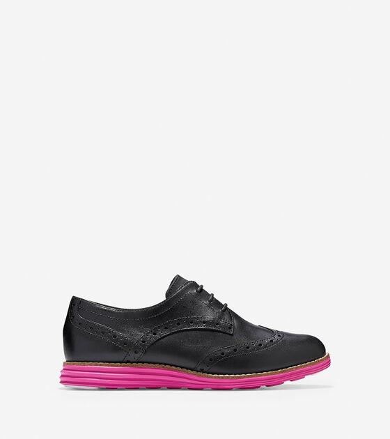 Shoes > ØriginalGrand Waterproof Wingtip Oxford