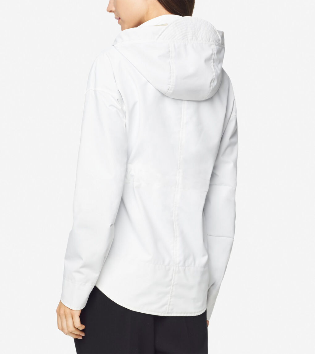 Womens ZERØGRAND City Jacket
