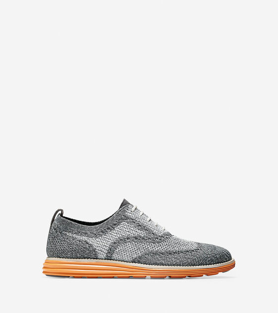 Oxfords & Monks > Men's ØriginalGrand Wingtip Oxford with Stitchlite™