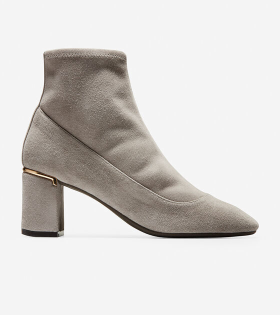 Shoes > Laree Stretch Bootie (65mm)