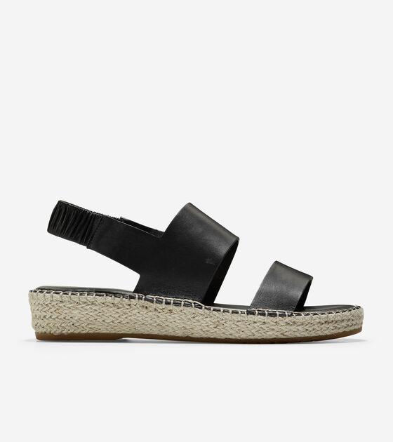 Sandals > Cloudfeel Espadrille Sandal