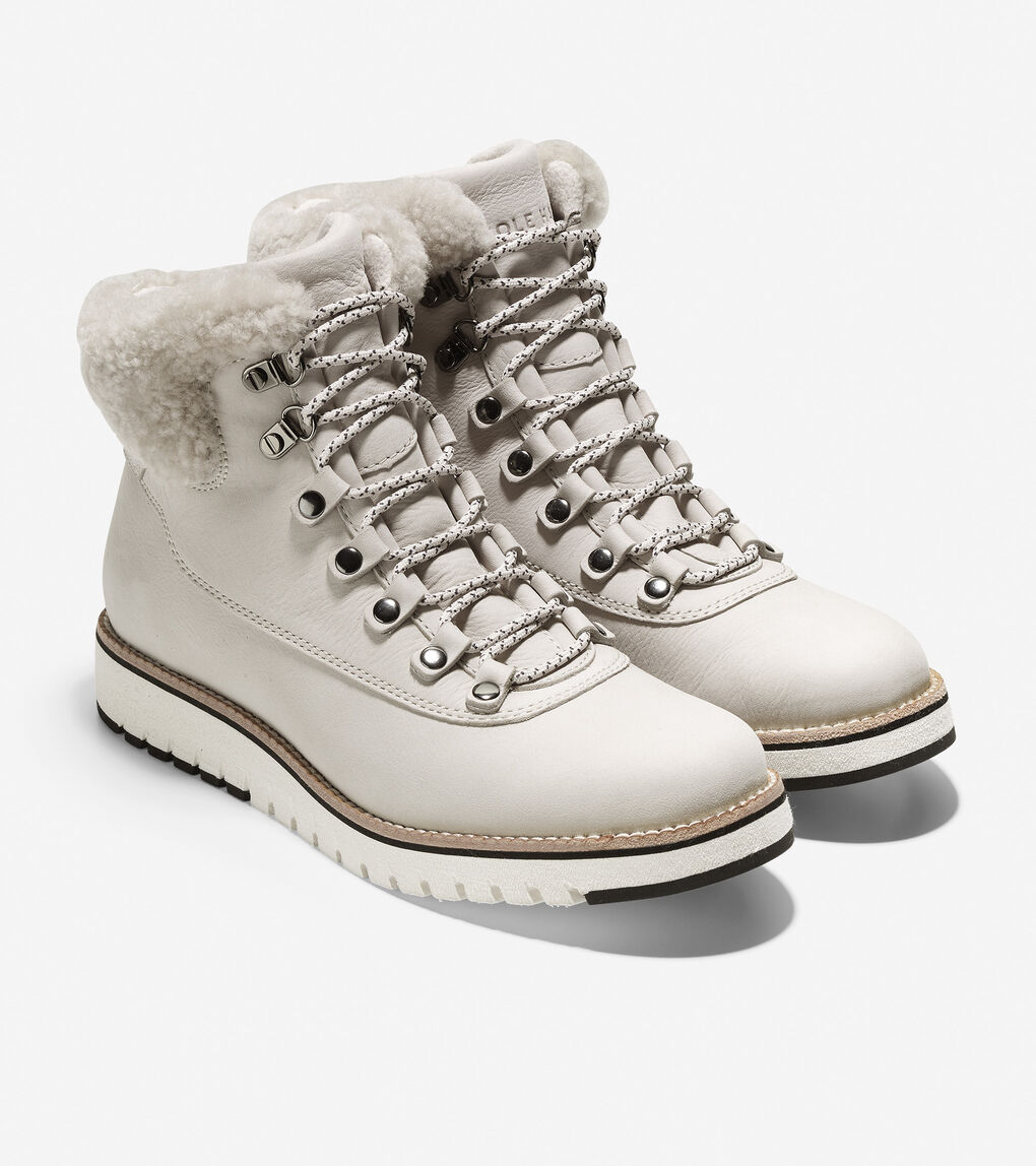 Womens ZERØGRAND Explore Hiker Boot