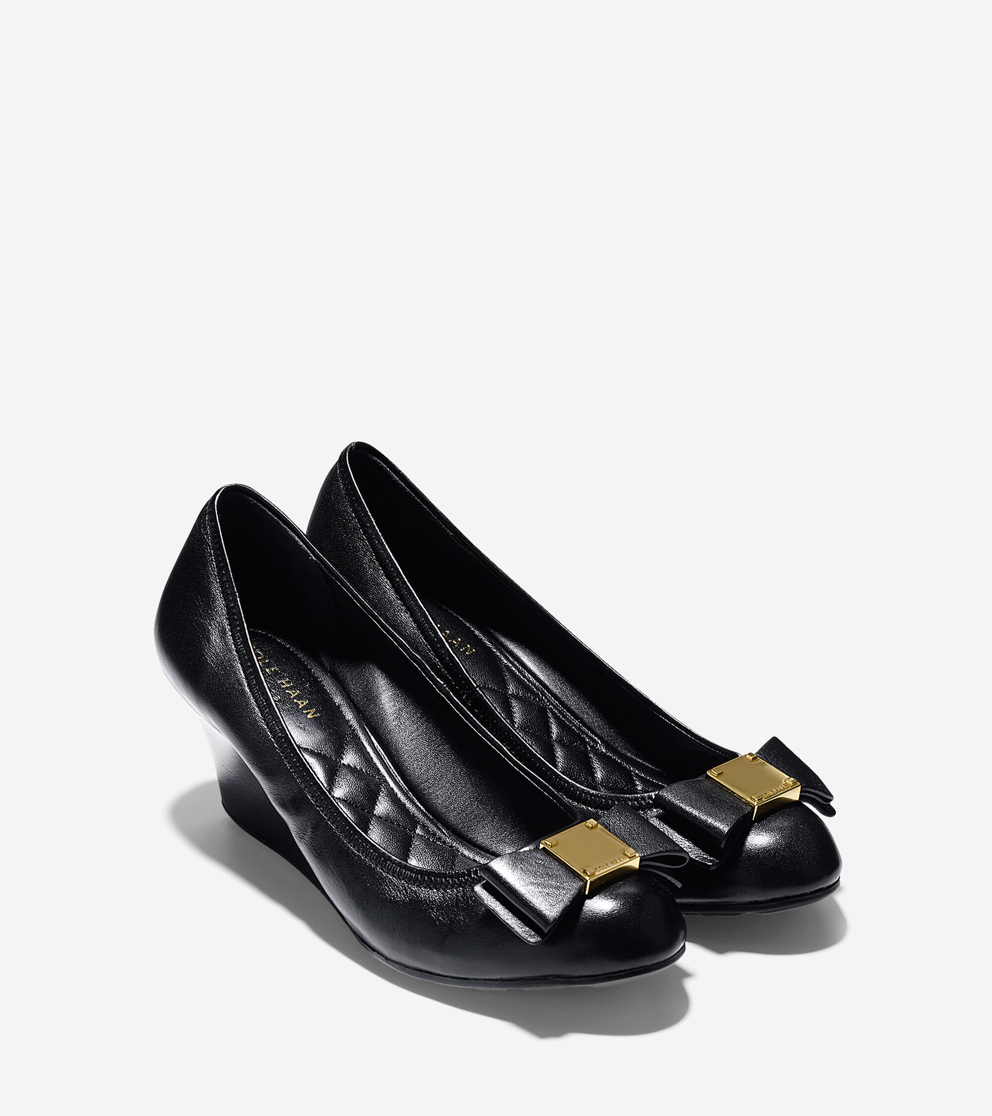 6dd04232187 Women s Tali Grand Bow Wedges 65mm in Black