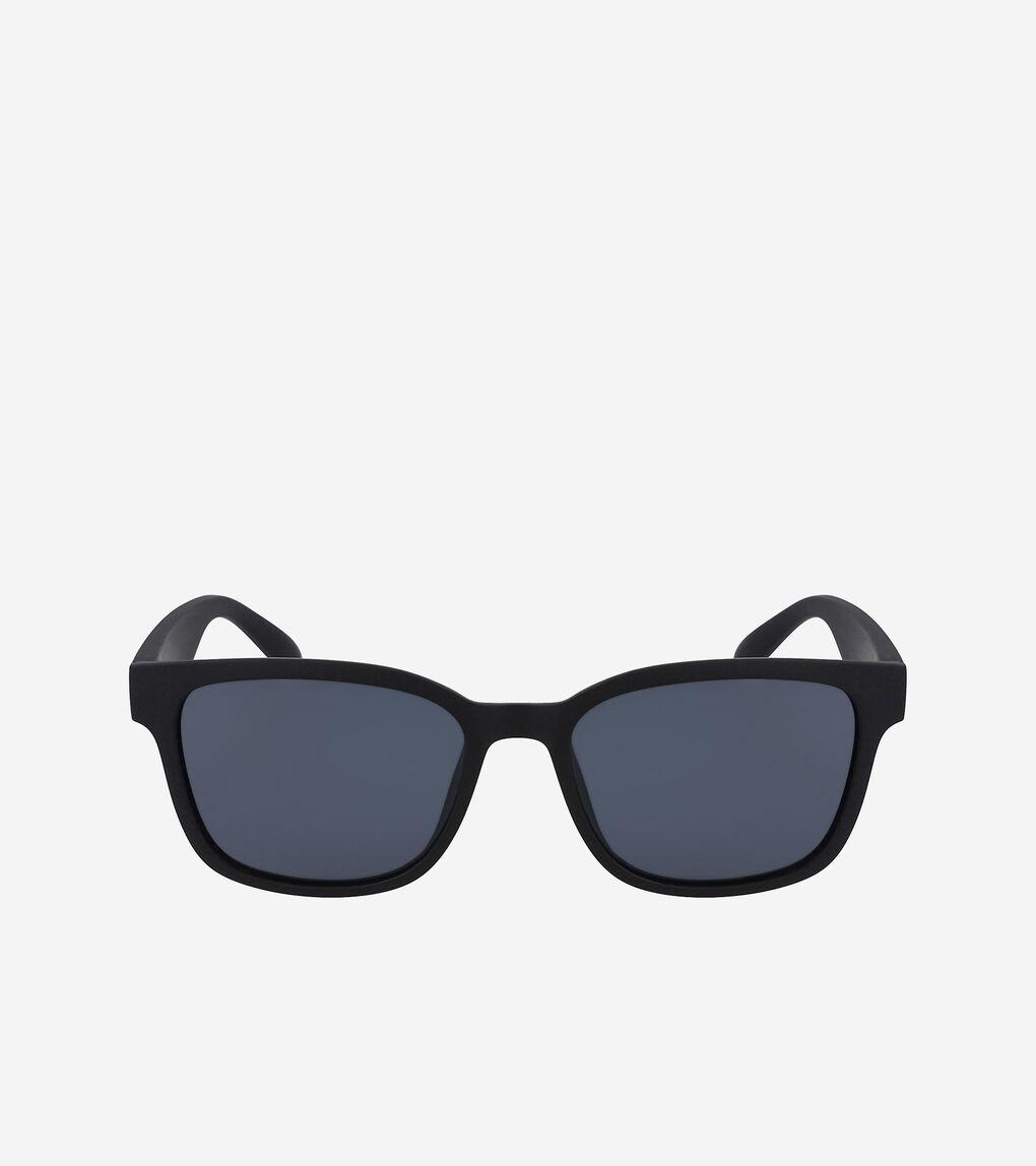 Mens Matte Square Sunglasses