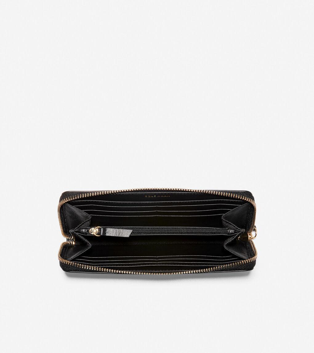Womens Kaylee Continental Wallet