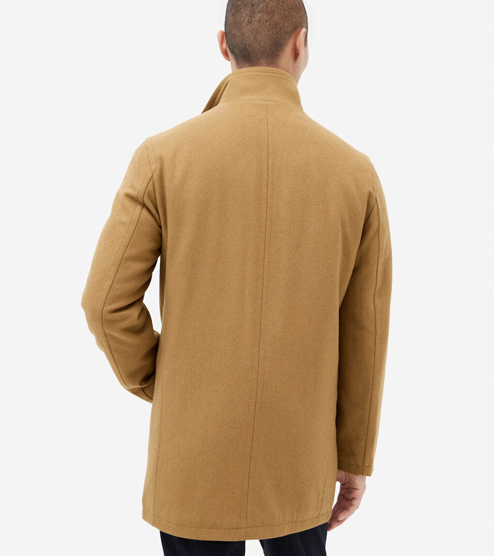 MENS Melton Wool Jacket