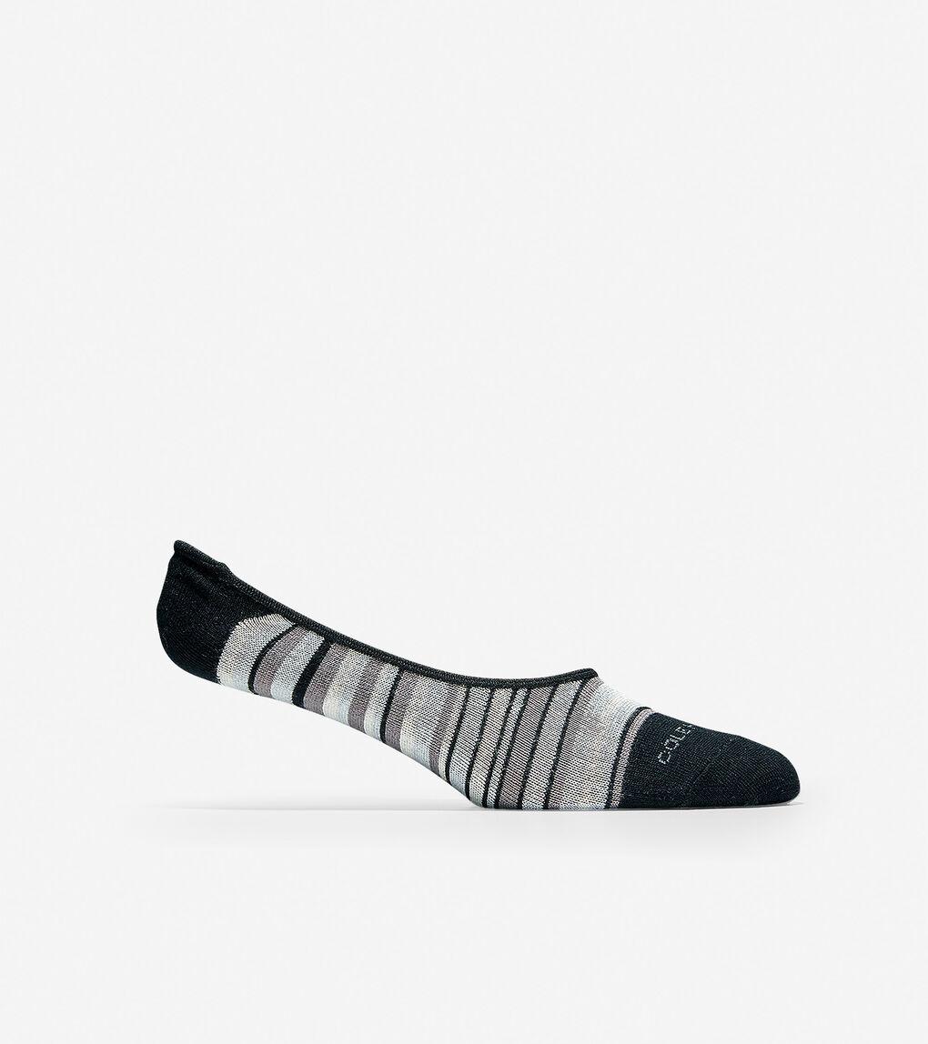 a768d279e92ed Mens Town Stripe No-show Sock Liner - 2 Pack