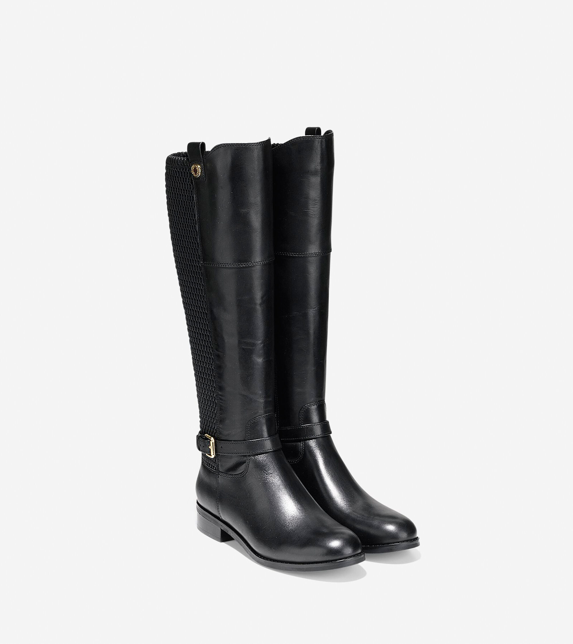 66d89fa5112 Women s Galina Boots in Black Leather