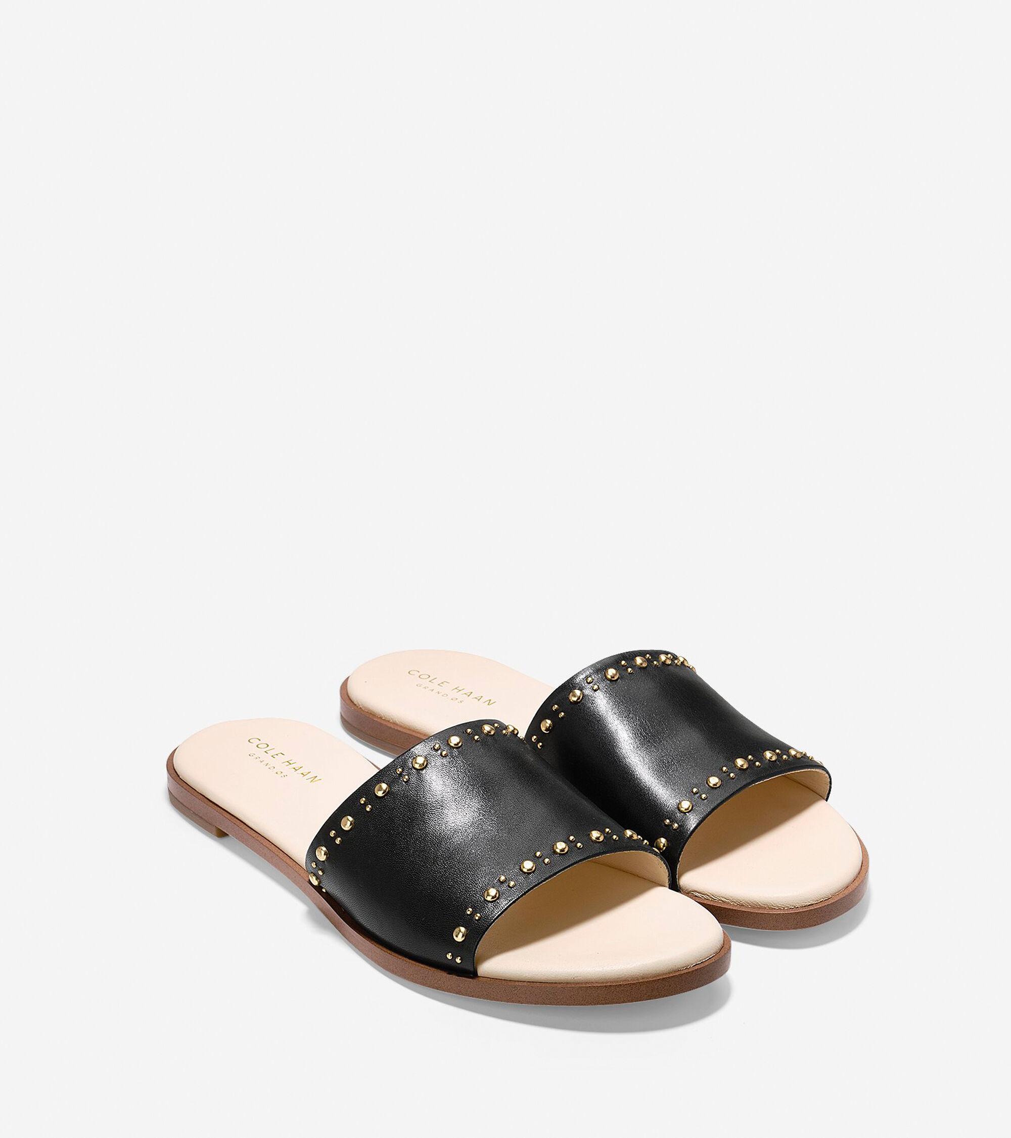 0b058f37bb3e ... Anica Stud Slide Sandal · Anica Stud Slide Sandal.  COLEHAAN