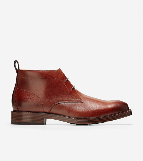 Boots > Kennedy Grand Waterproof Chukka Boot