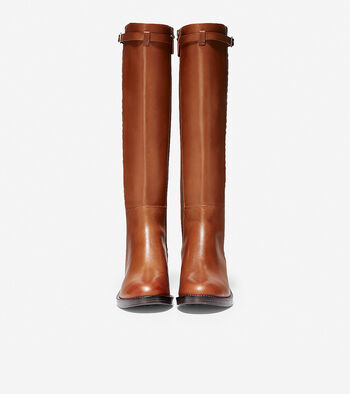 Lexi Grand Stretch Strap Boot (30mm)