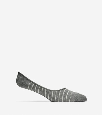 Fine Stripe Sock Liner – 2 Pack