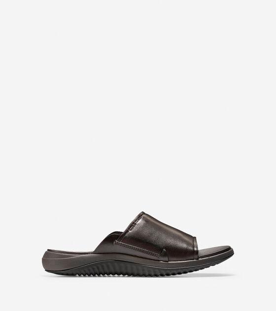 4abd1f3ffcc Men s 2.ZEROGRAND Slide Sandals in Dark Roast