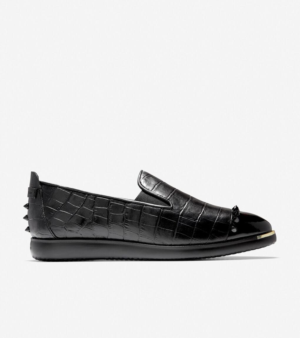 Womens Cole Haan x Rodarte Slip-On Sneaker