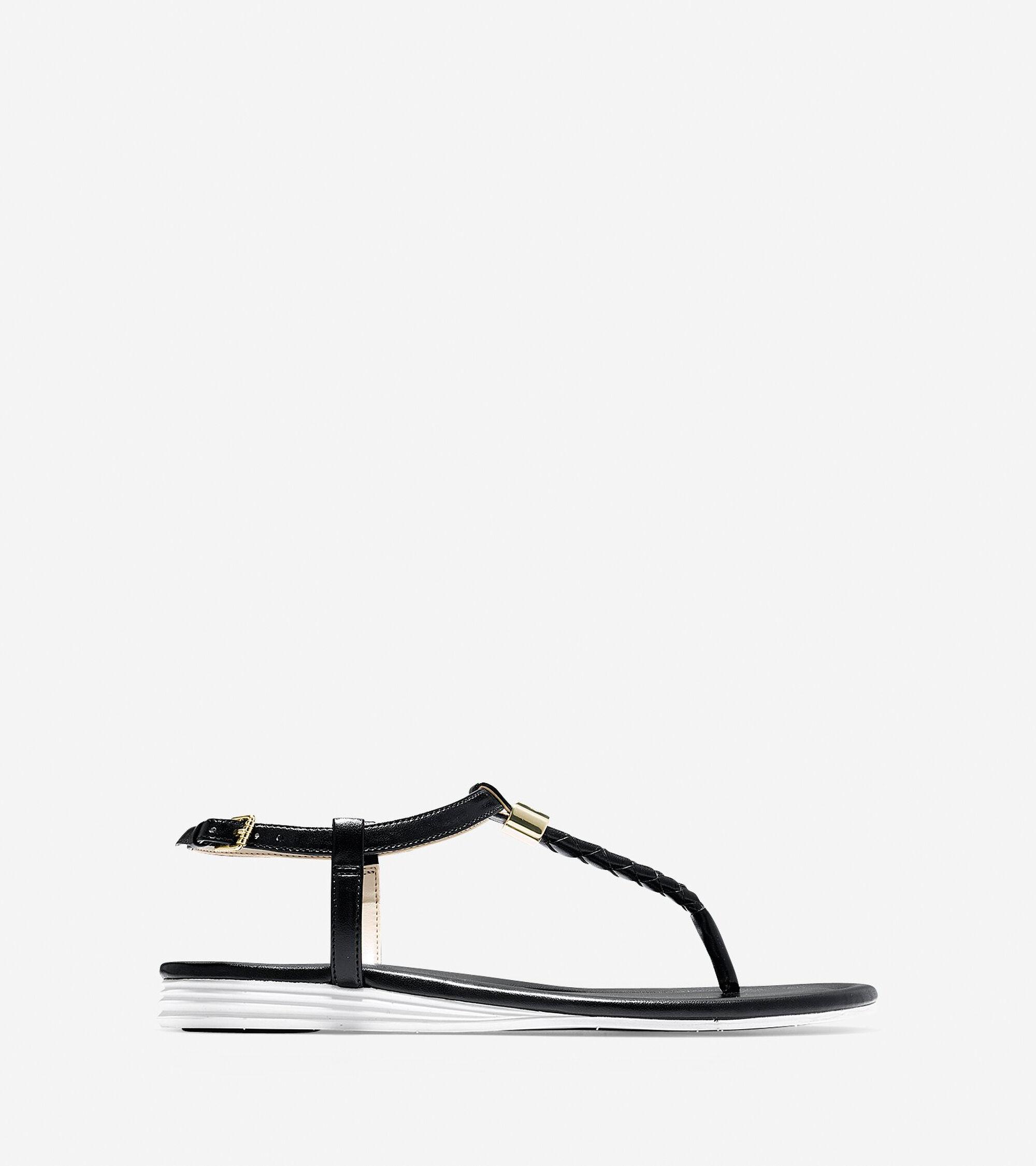 92cc8e65a368 Women s OriginalGrand Braid Sandals in Black   Sale