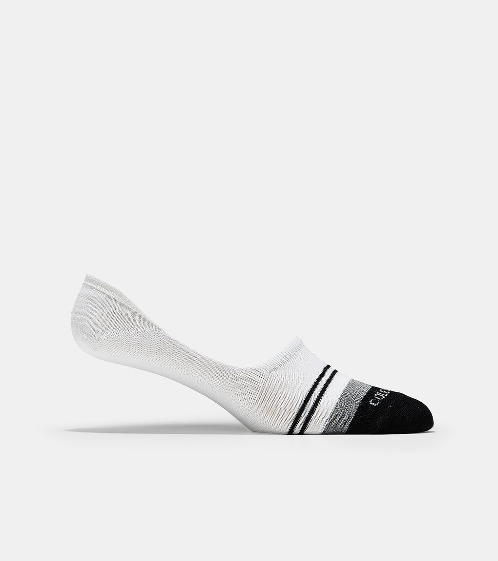 Mens Stripes Sock Liner - 2 Pack