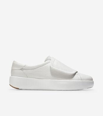 Women's GrandPrø Flatform Monk Sneaker